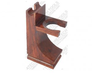 Shaving Wood Stand